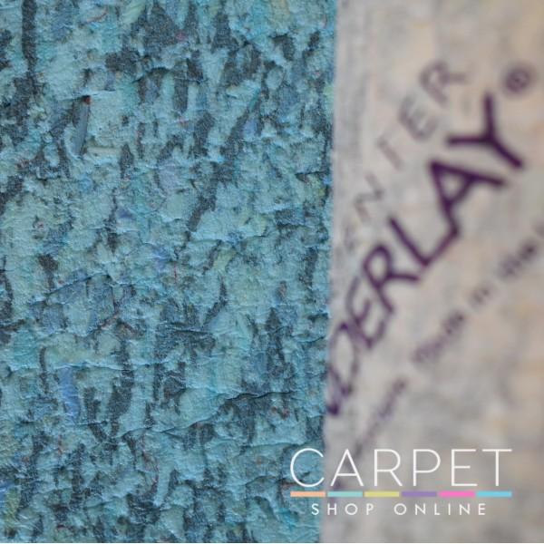 Plutonium Platinum: 11mm Platinum PU Foam Carpet Underlay