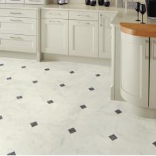 Karndean Art Select Marble Clip Fiore Tile Effect LVT