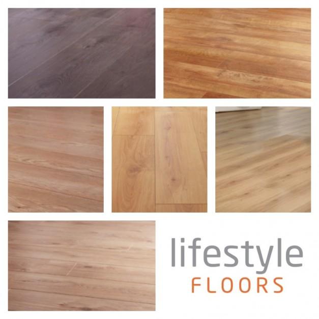 Lifestyle Chelsea Laminate Flooring Range