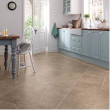 Karndean Da Vinci Santi Limestone & Tile Effect LVT