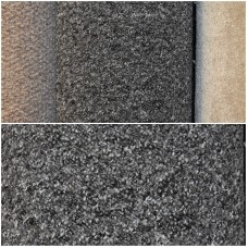 Brown Berber Carpet Remnant 5.5m x 4m