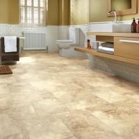 Karndean Art Select Jersey Limestone Random Panel Tile & Stone Effect LVT