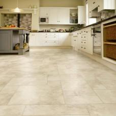 Karndean Art Select Alderney Limestone Random Panel Tile & Stone Effect LVT