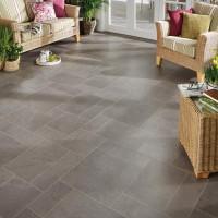 Karndean Art Select Slate Corris Random Panel Tile & Stone Effect LVT
