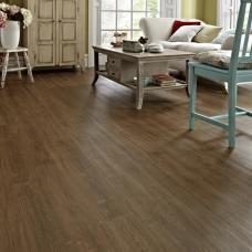 Karndean Knight Tile Mid Brushed Oak Wood Effect LVT