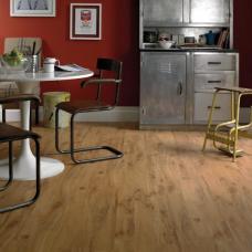 Karndean Knight Tile Warm Oak Wood Effect LVT