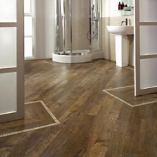 Karndean Knight Tile Carribean Driftwood Wood Effect LVT