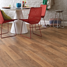 Karndean Knight Tile Classic Limed Oak Wood Effect LVT
