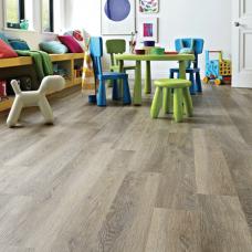 Karndean Knight Tile Limed Washed Oak Wood Effect LVT