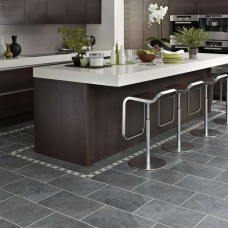 Karndean Knight Tile Cambrian Stone Tile Effect LVT