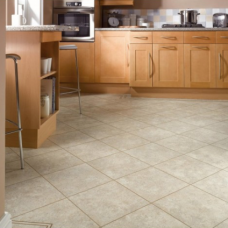Karndean Knight Tile Soapstone Tile Effect LVT