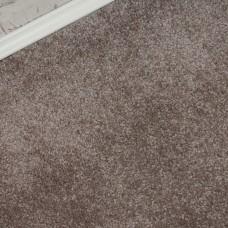 Austin Saxony Mint Grey Carpet Remnant 1.7m x 4m - MN592