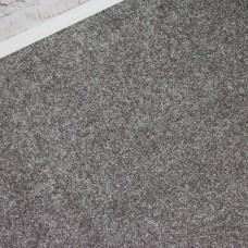 Opulent Medium Grey Twist Pile Carpet Remnant - 2m x 3m - MN558