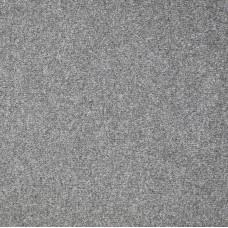 Opulent Light Grey Twist Pile Carpet Remnant 1.7m x 4m - JN2147