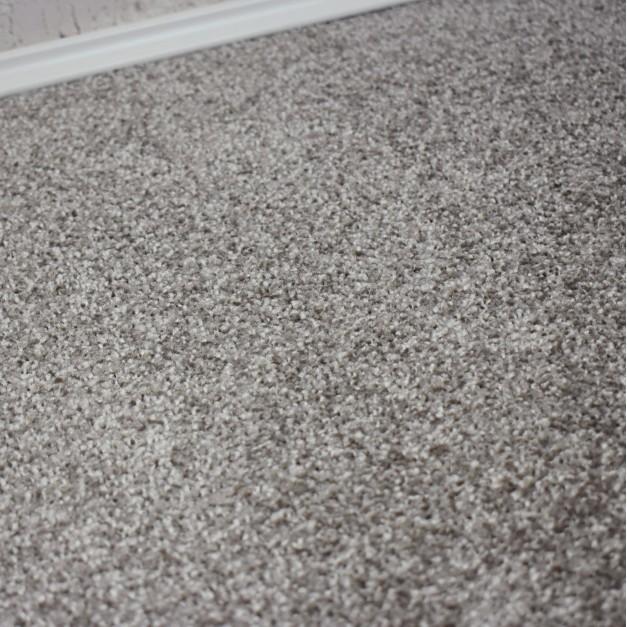 Belgrade Medium Grey Twist Pile Carpet