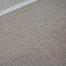 Charm Mushroom Beige Saxony Carpet