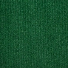 Columbian Emerald Green Rib Carpet Tile