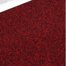 Conquest Red Twist Pile Carpet