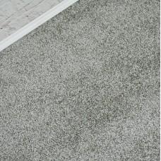 Coastal Silver Grey Saxony Carpet