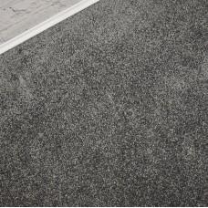 Coastal Dark Silver Saxony Carpet