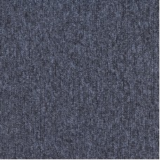 Dyelot Blue Rib Carpet Tile
