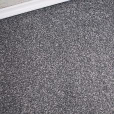 Denver Supreme Medium Grey Saxony Carpet