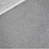 Denver Supreme Grey Saxony Carpet