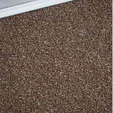 Denver Supreme Light Brown Saxony Carpet