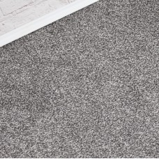 Denver Silver Grey Saxony Carpet