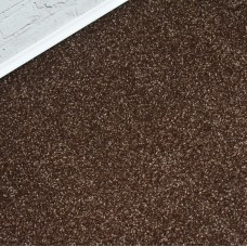 Durban Brown Twist Pile Carpet