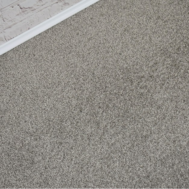 Durban Greige Twist Pile Carpet