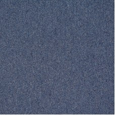 Electric Blue Rib Carpet Tile