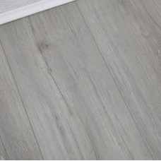 Fjord Fusion Pearl Grey Oak High Gloss Laminate Flooring