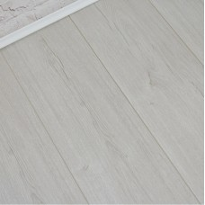 Fjord Fusion Pearl White Oak High Gloss Laminate Flooring