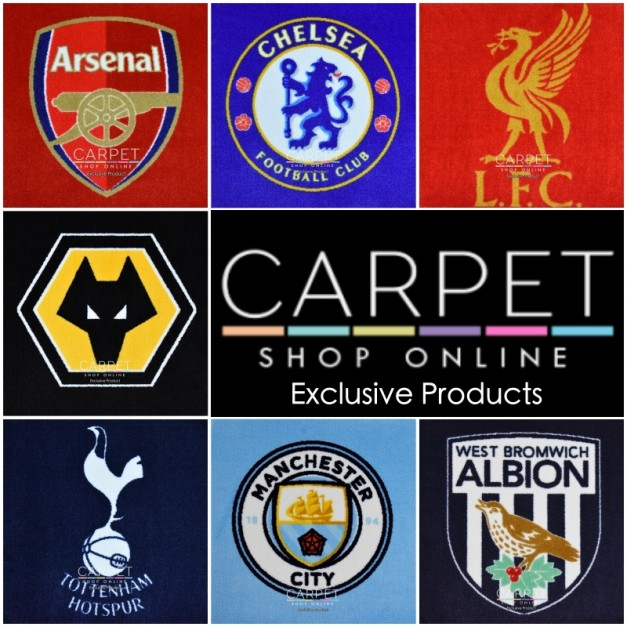 *Exclusive* FA Approved Club Carpets Range