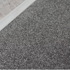 Ritzy Lava Dark Grey Saxony Carpet