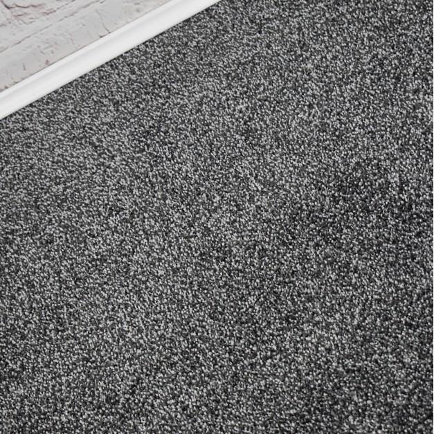 Gaya Dark Grey Saxony Carpet