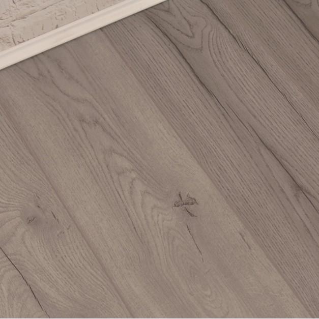 Geneva Elite Light Oak Grey Laminate Flooring