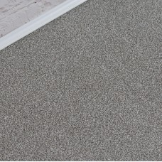 Intense Soft Taupe Twist Pile Carpet