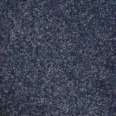 Madison Blue Heather Twist Carpet Remnant 1.9m x 4m