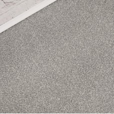 Firth Light Grey Twist Pile Carpet