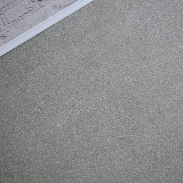 Abingdon Stainfree Melody Dove Grey Saxony Carpet