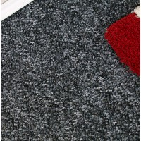 Casey Dark Grey Berber Carpet