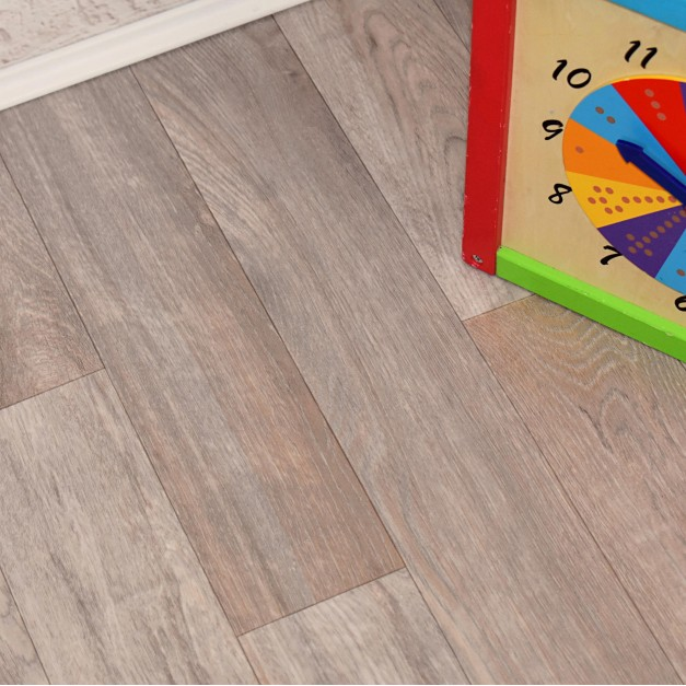 Natural Oak 949 Wood Vinyl Flooring