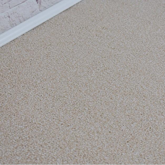 Santiago Cream Saxony Carpet