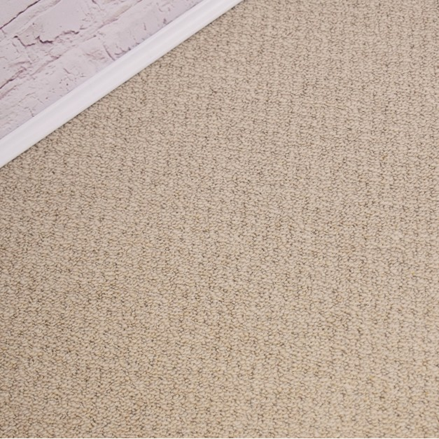 Paris Beige Berber Wool Carpet