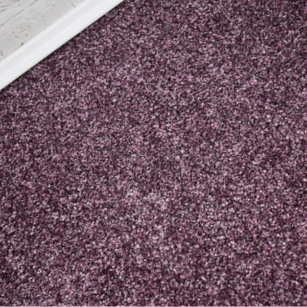 Primetime Lavender Felt Back Carpet