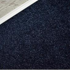 Fells Prime Time Elite Midnight Blue Felt Back Saxony Carpet