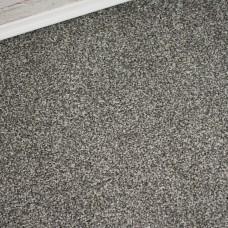 Prime Time Elite Dark Silver Grey Felt Back Saxony Carpet
