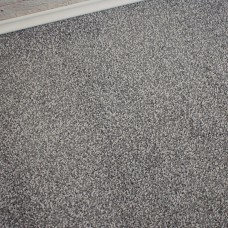 Prime Time Elite Dark Silver Felt Back Saxony Carpet